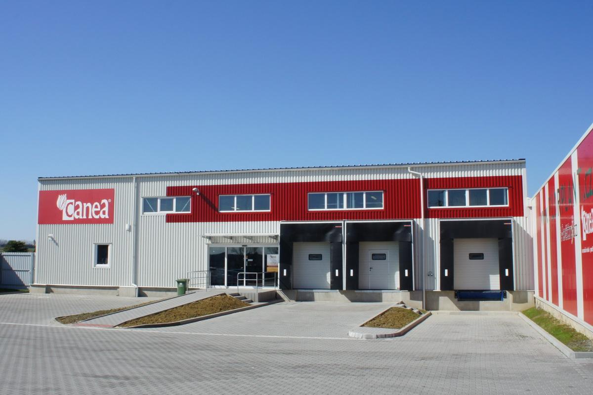 Nová prodejna v Ostravě